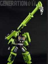 Transformers Generation Toy Gravity Builder GT-01F Devastator Crane
