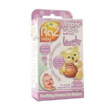Razbaby Vapor-Raz Aromatherapy Lavender Refill Pads (4 Refill Pads)