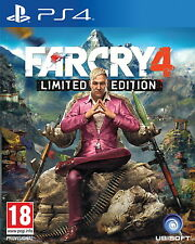 Far Cry 4 -- Limited Edition (Sony PlayStation 4, 2014)