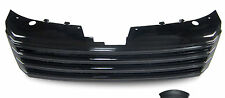 REPLACEMENT BLACK DEBADGED BONNET GRILL FOR VW PASSAT B7  10/2010 MODEL ONWARDS