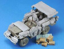 Legend 1/35 Dodge WC51 Truck Stowage Set (with Ration-Grenade box Decals) LF1317