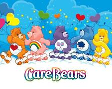 Care Bears # 11 - 8 x 10 Tee Shirt Iron On Transfer