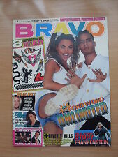 BRAVO 4/95 2 UNLIMITED,Brad Pitt,Tom Cruise,Rednex,Pearl Jam,Black Crowes,Mo-Do