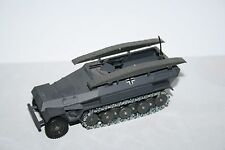 hanomag  vehicule allemand chenille militaire WWII solido 1/50