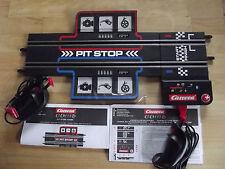 PLUS Upgrade für alle Carrera GO Rennbahn  Anschluß mit Pit Stop TOP Hammerspaß