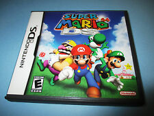 Super Mario 64 (Nintendo DS) Lite DSi XL 3DS 2DS w/Case & Manual