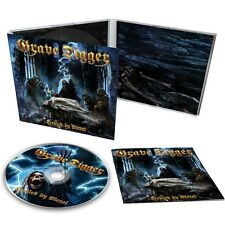 """GRAVE DIGGER """"Healed By Metal"""" 2017 SEALED Digipak CD with 20-page booklet"""