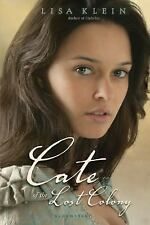 Cate of the Lost Colony-ExLibrary