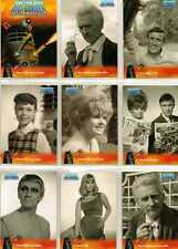 Dr Doctor Who Big Screen Additions Full 72 Card Base Set of Trading Cards