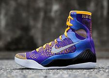 "Nike Kobe 9 IX Elite ""Showtime"" Lakers size 13. 630847-500 jordan 10 11 1 2 3"