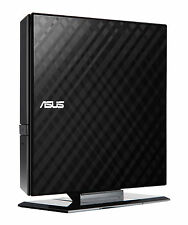 Asus SDRW-08D2S-U/B/G/ACI/AS SDRW-08D2S-U External DVD-Writer - Retail Pack