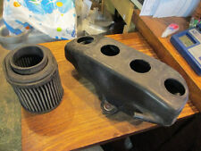 1973 1974 Honda CB550 4 Cylinder Air Box & K&N Filter