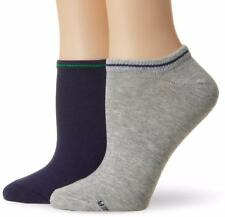 Tommy Hilfiger Women's 6 Pairs (3Gray+3Navy)Low Cut Socks 6 Pack One Size (6-12)