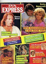 EVA EXPRESS # Settimanale - Anno LIV - N.39 # 1 Ottobre 1987 Rusconi Editore