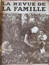 La Revue de la Famille N°101 (1er mai 1935) Les Grands magasins - l'Obélisque