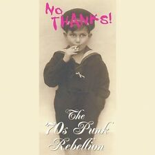 No Thanks! The '70s Punk Rebellion [Box] by Various Artists (CD, Oct-2003, 4 Di…