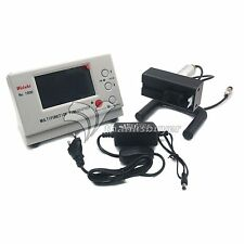 New Coaxial LCD MTG Watch Tester Timing Multifunction Timegrapher WeiShi NO.1900