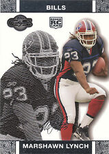 2007 Topps Co-Signers RC Marshawn Lynch 1500/2249