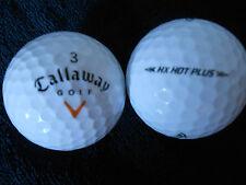 """20 Callaway - """"HX Hot PLUS"""" - Arancio Tic-Palline da Golf -"""" Pearl/A """"voti."""