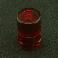 LED Lens 5mm Red (3 Pack)