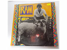 Paul And Linda McCartney -  Ram - LP - FOC - Czech Supraphon ‎– 1 13 1383
