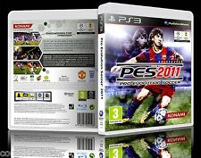 (PS3) Pro Evolution Soccer 2011 (PES 2K11) (G) (Football) Guaranteed, Tested