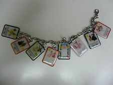 2015 BARBIE CONVENTION LITTLE THEATER CHARM BRACELET