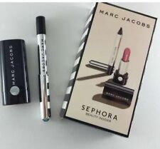 MARC JACOBS SEPHORA BEAUTY INSIDER SET MINI LIPSTICK AND EYE LINER,SHIP WORLD