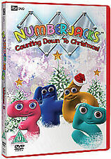 NUMBERJACKS - COUNTING DOWN TO CHRISTMAS    DVD    (2008)