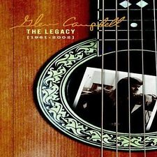 The Legacy (1961-2002) Campbell, Glen Music-Good Condition