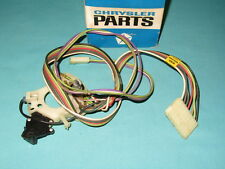NOS Mopar 1970 Chrysler and Imperial Turn Signal Switch Assembly