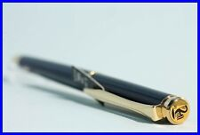 Pelikan 0.5 mm PENCIL in DARK BLUE  MARBLED & GOLD New Classic Design N° D381