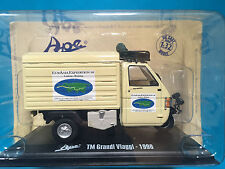 "DIE CAST  "" TM GRANDI VIAGGI - 1998 "" APE COLLECTION SCALA 1/32"