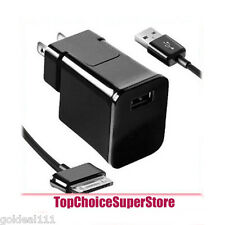 "Travel/Home USB Wall Charger +Cable For Samsung Galaxy 7/8.9/10.1"" Tab 2 Tablet*"