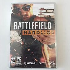 Battlefield Hardline PC Game Brand New, Factory Sealed