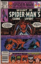 Marvel Comics! What If? Featuring Spider-Man! Issue 30!