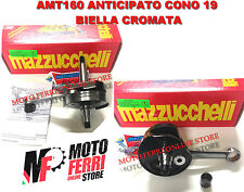 ALBERO MOTORE MAZZUCCHELLI ANTICIPATO AMT160 VESPA ET3 125 PRIMAVERA CONO 19