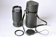 Rollei/Rolleiflex Rolleinar MC 80-200MM F4 QBM Zoom Lens - Great Working Order