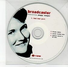 (DV443) Broadcaster ft Peggy Seeger, Bad Bad Girl - 2012 DJ CD