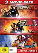 Spy Kids: 1-3 Triplepack (Original Spy Kids Adventures) DVD R4 NEW