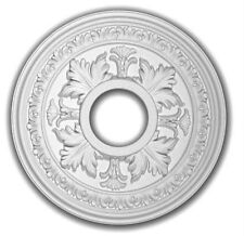 "IWW-514 - 15-1/2"" Decorative Architectural Ceiling Medallion"
