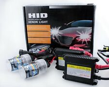 55W Fog Light H11 H8 H9 HID Kit Conversion Bulbs Light 5K Pure White W/ Ballast
