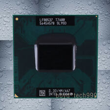 Intel Core 2 Duo T7600 2.33 GHz Dual-Core 667 MHz Socket M, Socket 479