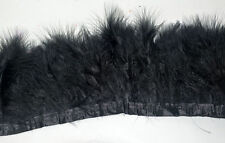 TURKEY Feathers Marabou feather fringe trim for Crafts/Costume/Sewing /S