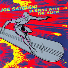 Joe Satriani - Surfing With The Alien 180g vinyl LP NEW/SEALED Steve Vai