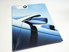2002 BMW 3-Series 325Ci 330Ci Cabriolet E46 Brochure - French