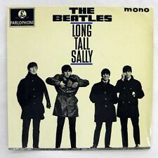 THE BEATLES - LONG TALL SALLY EP MONO PARLOPHONE GEP 8913 45=NM