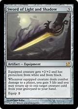 SWORD OF LIGHT AND SHADOW Modern Masters 2013 MTG Artifact—Equipment MYTHIC RARE