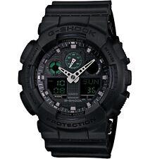 Casio GA100MB-1A Analog Digital G-Shock Watch