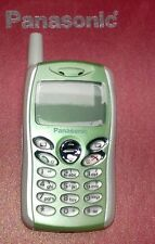 Panasonic Gd55 Green,Unlcoked Triband Worlds Smallest Gsm Cell Phone. (Refurb)